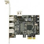 Carte contrôleur PCI-Express avec 4 ports FireWire 800 (dont 1 interne)