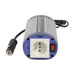 Convertisseur d'alimentation de voiture/camion/bateau 24V/230V sur prise allume-cigare (150W)