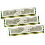 OCZ Platinum Edition Triple Channel 6 Go (kit 3x 2 Go) DDR3-SDRAM PC3-10600 - OCZ3P1333C9ELV6GK (garantie 10 ans par OCZ)