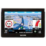 """Snooper PL7000 - GPS Camion 42 pays d'Europe Ecran 7"""" avec TMC et Tuner TNT"""