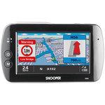 """Snooper PL2000 - GPS Camion 31 pays d'Europe Ecran 4.3"""" avec TMC"""