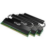 OCZ Reaper HPC Triple Channel 6 Go (kit 3x 2 Go) DDR3-SDRAM PC3-19200 - OCZ3RPR2400C10LV6GK (garantie 10 ans par OCZ)