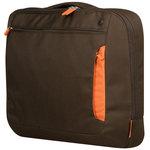 Belkin sacoche pour ordinateur portable (jusqu'à 15.6'') - (coloris marron/orange)