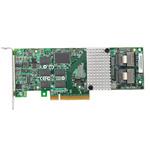 LSI MegaRAID SAS 9261-8i SGL - Carte contrôleur PCI-Express 8x (8 ports SAS/SATA 6 Gb/s internes) - (version bulk)