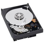 """Disque dur 3.5"""" 320 Go 7200 RPM 16 Mo Serial ATA 6Gb/s - WD3200AAKX (bulk)"""