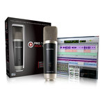 Microphone M-Audio USB Producer + logiciel Pro Tools SE