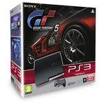 Sony PlayStation 3 Slim 320 Go Pack Gran Turismo 5 - Bonne affaire (article utilisé, garantie 2 mois)