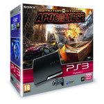 Sony PlayStation 3 Slim 320 Go Pack MotorStorm Apocalypse