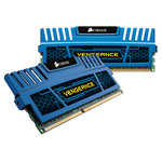 Kit Dual Channel RAM DDR3 PC12800 CL9 - CMZ4GX3M2A1600C9B (garantie 10 ans par Corsair)