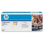 HP CE742A - Toner Jaune (7 300 pages à 5%)