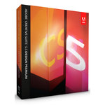 Adobe Creative Suite 5.5 Design Premium - Mise à jour depuis CS2 ou CS3 (français, WINDOWS)