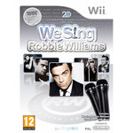 We Sing Robbie Williams + 2 microphones (Wii)