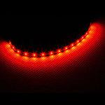 Lamptron FlexLight PRO 15 LEDs SMD (rouge)