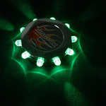 Lamptron RingPuk vert (10 LEds)