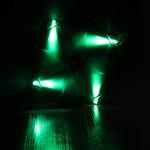 BitFenix Spectre LED 200 mm Vert - Ventilateur LED 200 mm
