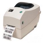 Zebra Technologies TLP 2824 Plus - Imprimante thermique direct et transfert thermique avec prédécollage d'étiquettes (USB/Parallèle/Série)