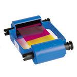Zebra Technologies Ruban couleur YMCKO 200 cartes pour P110i/120i