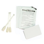 Zebra Technologies Cleaning Card Kit - Kit de nettoyage pour imprimantes P110i/120i