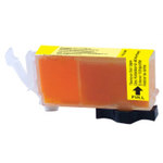 Cartouche d'encre jaune compatible Canon CLI-526 Y