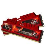 G.Skill RipJaws X Series 8 Go (kit 2x 4 Go) DDR3-SDRAM PC3-17000 - F3-17000CL11D-8GBXL (garantie 10 ans par G.Skill)