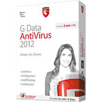 G Data InternetSecurity 2012 - Licence 2 ans 1 poste (français, WINDOWS)