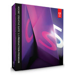 Adobe Creative Suite 5.5 Production Premium - Mise à jour (français, WINDOWS)