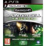 Tom Clancy's Splinter Cell HD Trilogy - Classics HD (PS3)