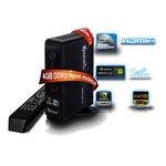 Lecteur multimédia Haute Définition (sans disque dur - Ethernet / USB 2.0 / eSATA)