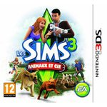 Les Sims 3 : Animaux & Cie (Nintendo 3DS)