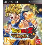 Dragon Ball Z : Ultimate Tenkaichi (PS3)