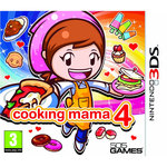 Cooking Mama 4 : Kitchen Magic (Nintendo 3DS)
