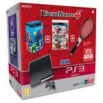 Sony PlayStation 3 Slim 320 Go Pack Virtua Tennis 4 - Bonne affaire (article utilisé, garantie 2 mois)