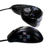 Kit Joypad + Souris (compatible PC / Mac / PS3)
