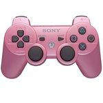 Manette sans fil pour PlayStation 3 (coloris rose)