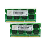 Kit Dual Channel SO-DIMM DDR3 PC3-10666 - F3-10666CL9D-16GBSQ (garantie à vie par G.Skill)