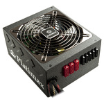 Alimentation modulaire 1000W ATX12V / EPS12V (1 ventilateur 139 mm) - ErP Lot 6 Ready - 80 PLUS Platinum