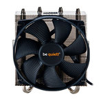 Ventilateur low-profile de processeur (pour Socket AMD AM2/AM2+/AM3/AM3+/FM1/754/939/940 et INTEL LGA 775/1150/1151/1155/1156/1366) (Garantie 3 ans par be quiet !)