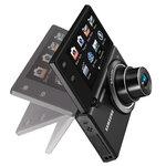 Appareil photo avec écran rotatif 16 MP - Zoom 5x - Vidéo HD