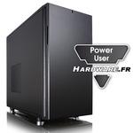Core i7-6700K, GeForce GTX 980 Ti 6 Go, 16 Go de DDR4, SSD 500 Go (monté avec Windows 7 installé)