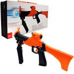 Fusil d'assault pour Playstation Move (PS3)