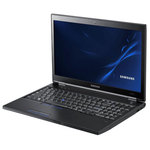 "Intel Core i3-2350M 4 Go 500 Go 15.6"" LED Graveur DVD/Wi-Fi N/Bluetooth/Webcam Windows 7 Professionnel 64 bits"