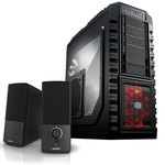Intel Core i7-5930K 16 Go SSD 480 Go + SSHD 4 To 2x NVIDIA GeForce GTX 980 4GB (SLI) Graveur Blu-Ray Windows 7 Premium 64 bits (monté)