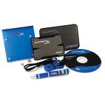"""SSD 240 Go 2.5"""" Serial ATA 6Gb/s avec Kit pour PC de bureau et PC Portable"""