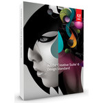 Adobe Creative Suite 6 Design Standard - Mise à jour depuis CS3 et CS4 (français, MAC OS)