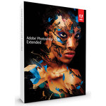 Adobe Photoshop CS6 Extended - Mise à jour depuis CS3 et CS4 (français, WINDOWS)