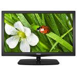 """Téléviseur LED Full HD 42"""" (107 cm) 16/9 - 1920 x 1080 pixels - Tuner TNT HD et Câble - HDTV 1080p - Mode hôtel"""