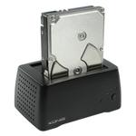 """Duplicateur autonome pour disque dur 2.5"""" et 3.5"""" sur port USB 2.0/eSATA"""