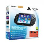 Sony Playstation Vita Wi-Fi / 3G Noire + Motorstorm RC + Carte Mémoire 4 Go