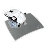 Souris laser ajustable pour gamer + Tapis de souris BASE RIGIDE MBA
