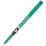 PILOT V5 vert écriture 0,3mm